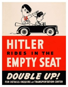 Hitler rides